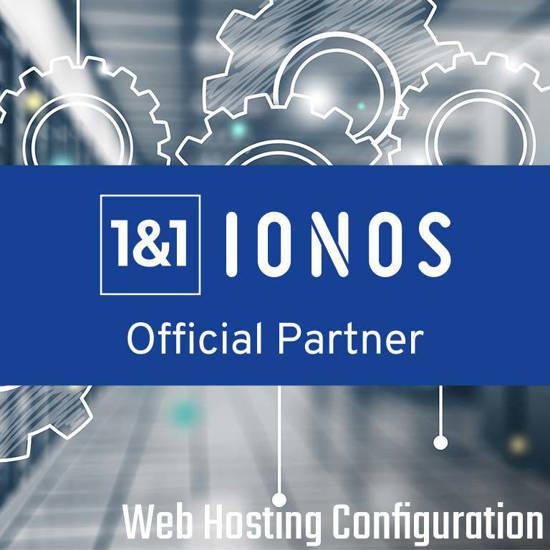 1&1 IONOS Web Hosting Configuration