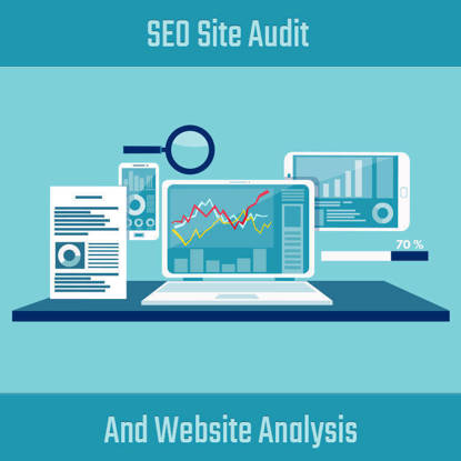 SEO Site Audit and Website Analysis