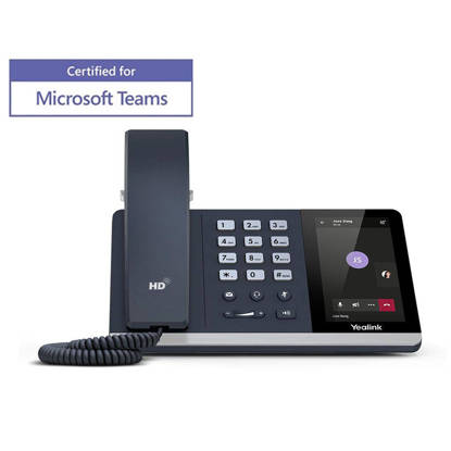 Yealink SIP-T55A Microsoft Teams IP Phone