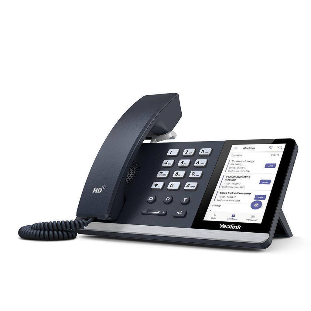 Yealink SIP-T55A Microsoft Teams IP Phone