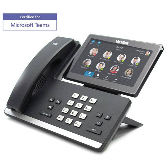 Yealink T58A Premium IP Phone for Microsoft Teams