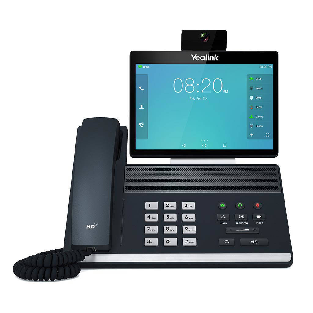 Yealink VP59 Flagship Smart Video Phone for Microsoft® Teams