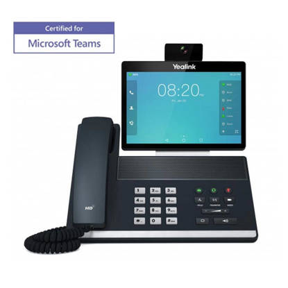 Yealink VP59 Flagship Smart Video Phone Compatible with Microsoft® Teams