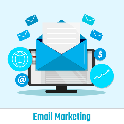Email Marketing for e-commerce and business websites